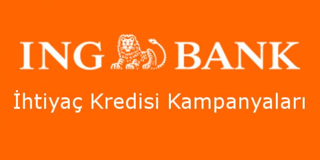ING Bank'tan Anında Onaylı 60 Ay Vadeli Kredi