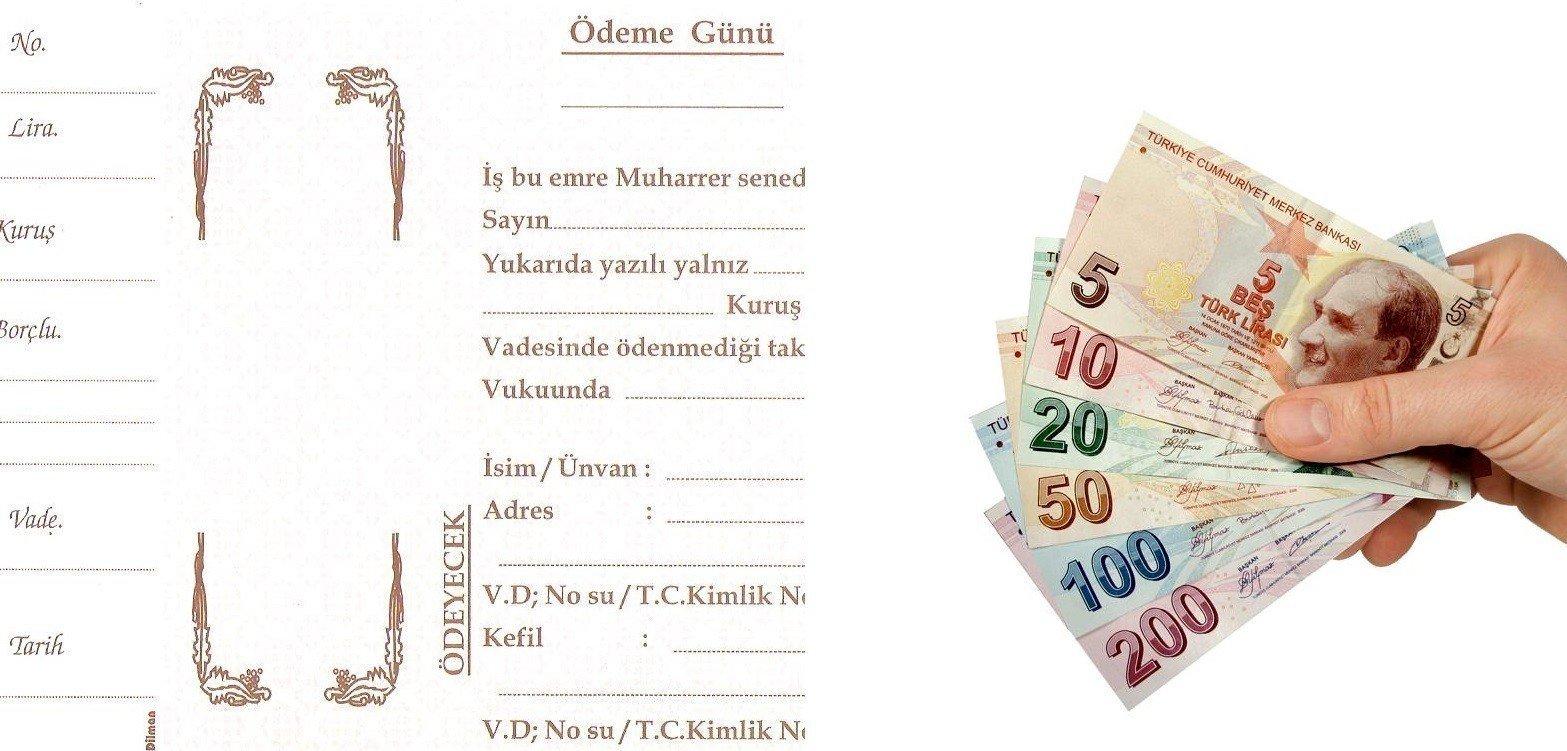Senetle Kredi ve Para Veren Yerler