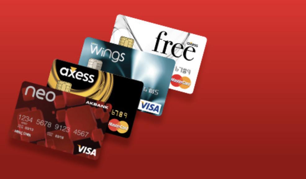 Akbank Kredi Kartı Detayları ve Başvuruları