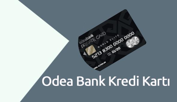 Odeabank Kredi Kartı Limiti Yükseltme