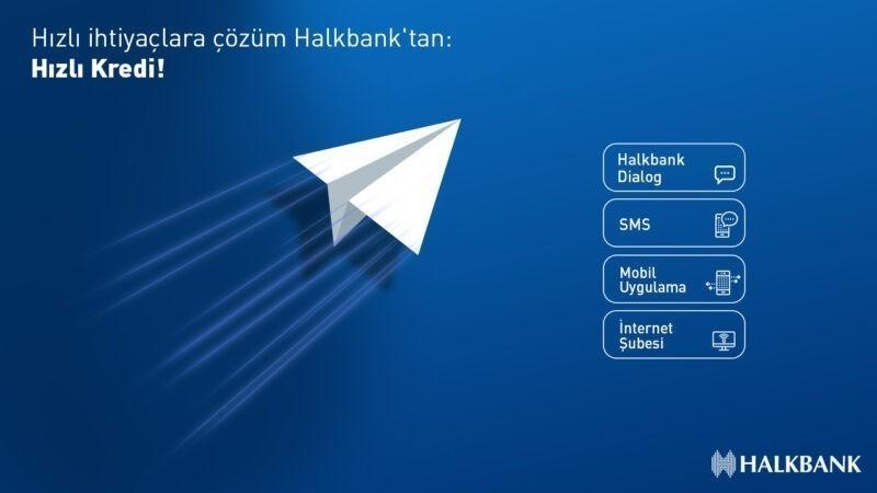 Halkbank Devlet Destekli Anında Hesapta İhtiyaç Kredisi